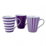 Hot Chocolate is always better in a purple mug!
