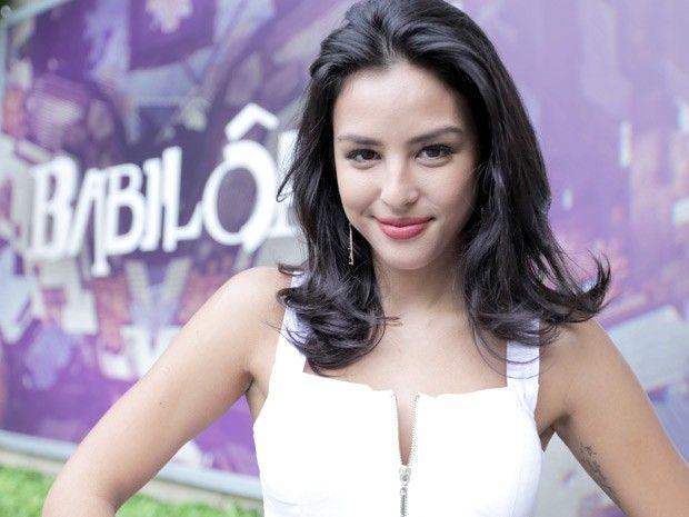 Yanna será a garçonete Susana, amante de Aderbal (Foto: Fabiano Battaglin/Gshow)