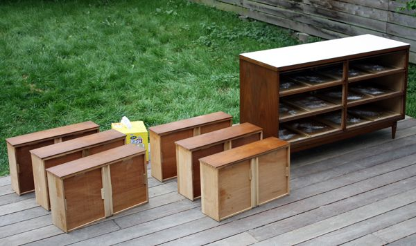 How to make a dresser drawer smell good woodworking for Musty smell in drawers