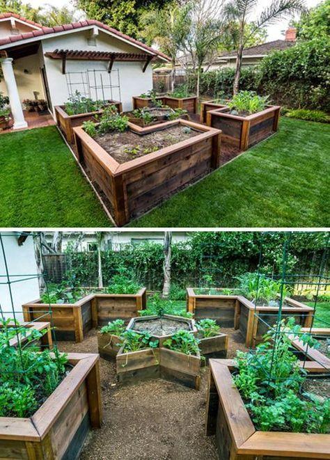 34+ Ideas Garden Ideas Front Yard Herbs | Vertical garden ...