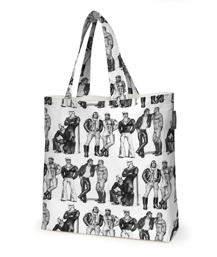 Tom of Finland by Finlayson | Fellows Shopping Bag 15,10 €