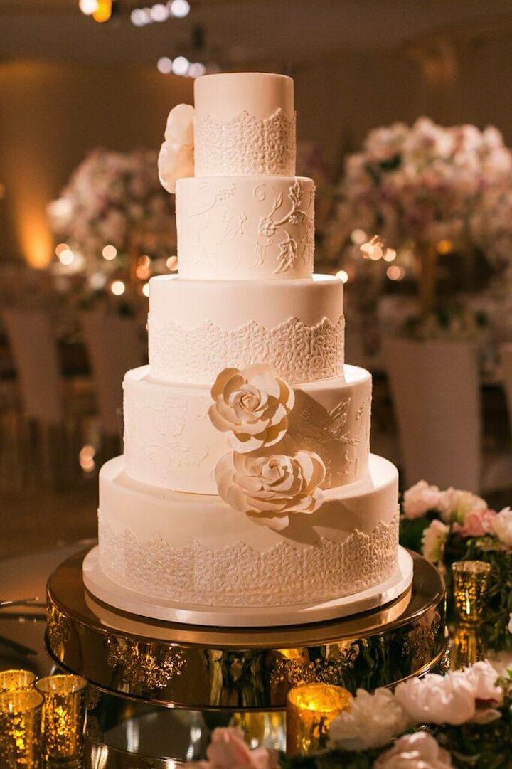 wedding cakes northern new jersey%0A Wedding Cake Inspiration  Photo  Samuel Lippke Studios