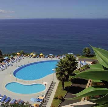 Portugal Madère • Vol + séjour en hôtel Monte Mar Palace 4* • A partir de 869 € sur taztravel.com