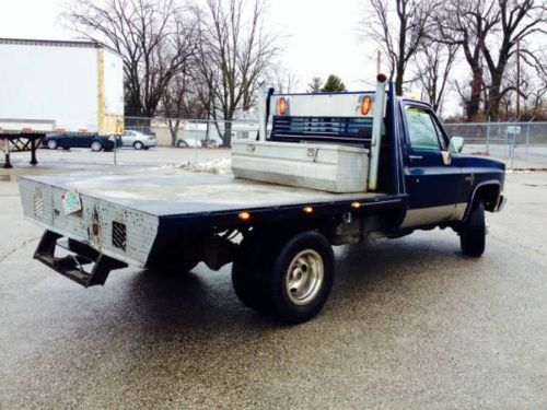 Find used 1986 Chevrolet K30 Dually Restored in Sellersburg