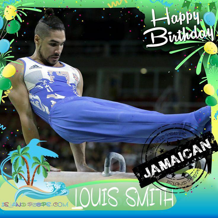 Happy Birthday Louis Smith!!! British born Olympic Artistic Gymnast of Jamaican descent!!! Today we celebrate you!!! @louissmith1989 #islandpeeps #islandpeepsbirthdays #jamaica #olympics #gymnastics #british