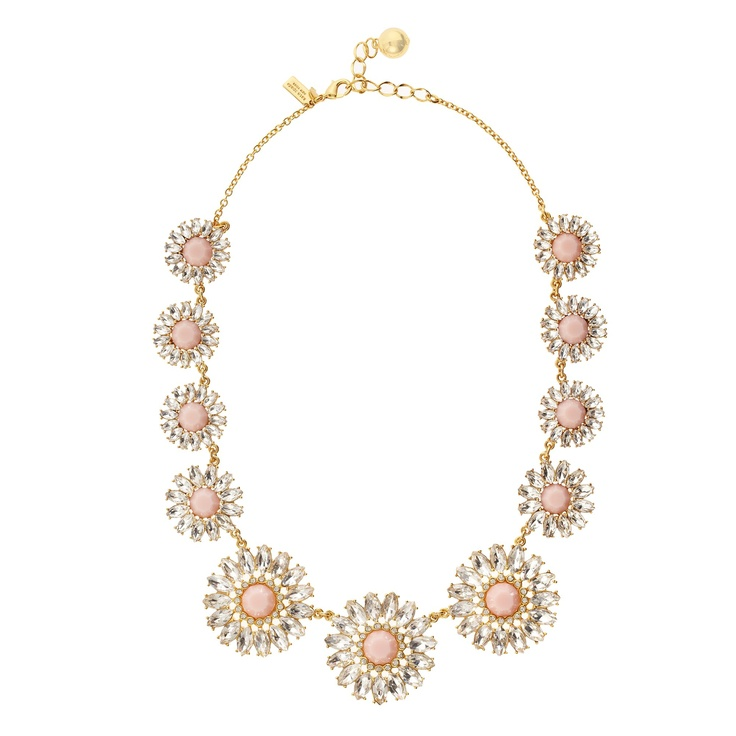 kate spade - estate garden necklace
