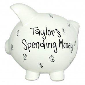 Grown Up's Piggy Bank - $27.99