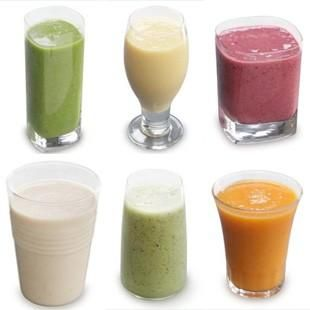 yum! and super healthy too... great article: Top 6 Ingredients To Use When Making Healthy Smoothies