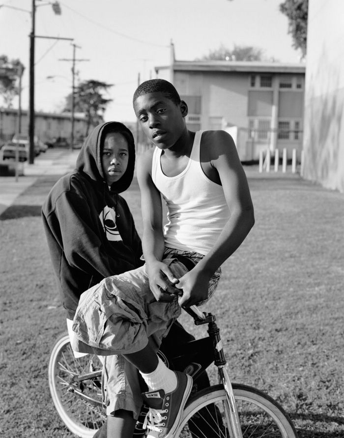 Oscar & Jerome, 2009 | Imperial Courts | Ph: Dana Lixenberg