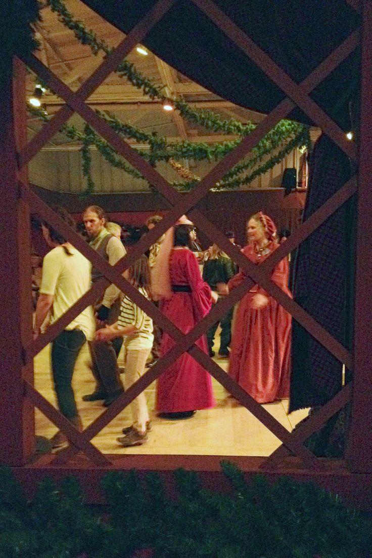 Dickens Fair, Cow Palace, San Francisco http://www.dickensfair.com/