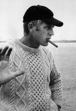 steve mcqueen still the coolest guy ever!
