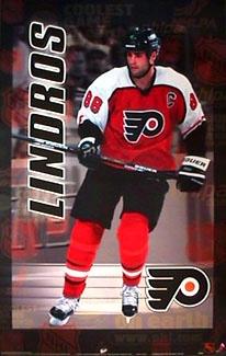 Philadelphia Flyers - Eric Lindros