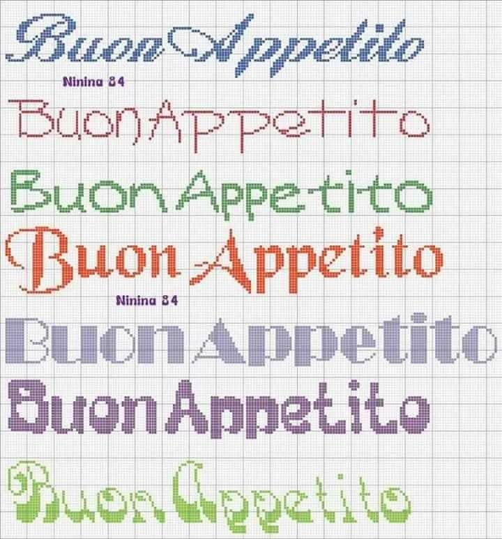Buon Appetito!!