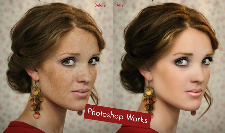 Photoshop works