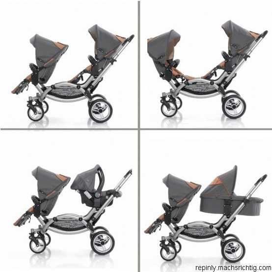 Double stroller | Pinterest Most Wanted