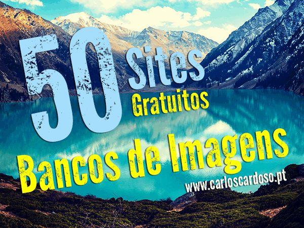 Lista de 50 Sites de Imagens gratuitas