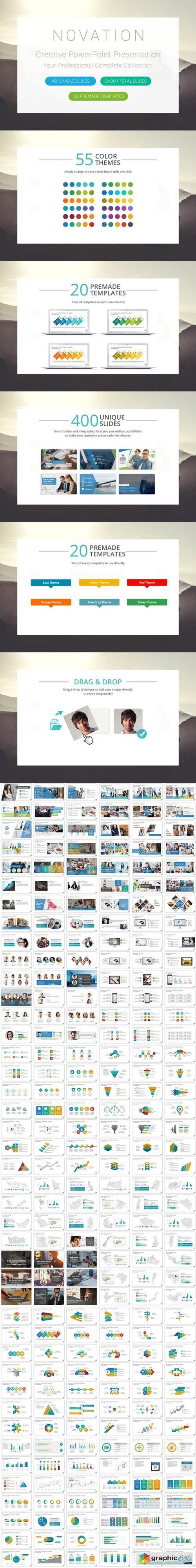 Novation PowerPoint Template