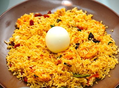 Biryani / 26 Traditional Indian Foods That Will Change Your Life Forever (via BuzzFeed)