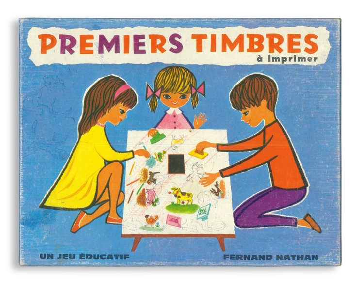 PREMIERS TIMBRES