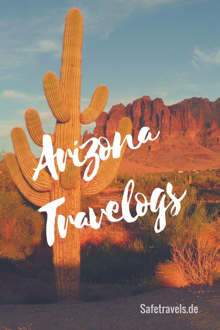 Wir lieben Arizona und können von seinen Canyons, Städten und Wüsten gar nicht genug bekommen. In dieser Übersicht findest Du alle Reiseberichte aus Arizona. Bestimmt verliebst Du Dich auch sehr schnell in den wunderschönen Grand Canyon State.