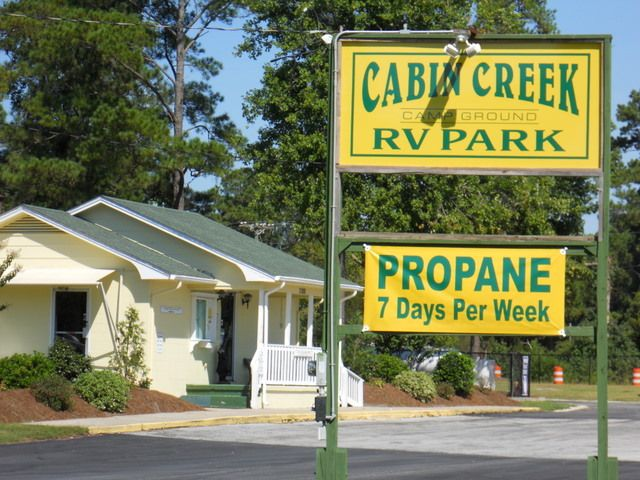 Best RV Parks In The US Part 1 North Carolina Florida Texas