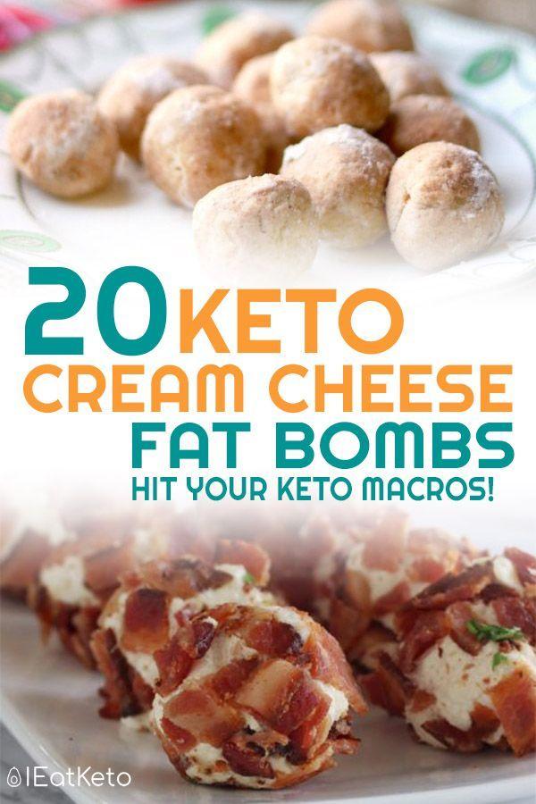 cream cheese on ketogenic diet