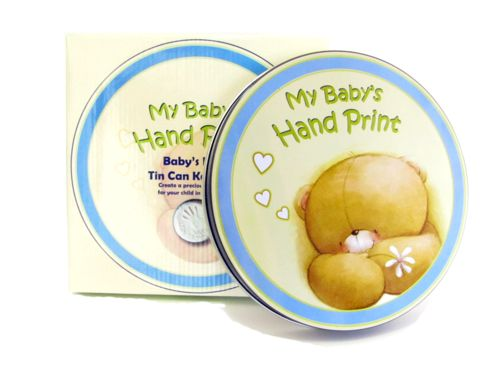 """My #Baby's #Hand #Print"" Make a hand print of your babys hand or foot. A precious and #cute #memory to keep"