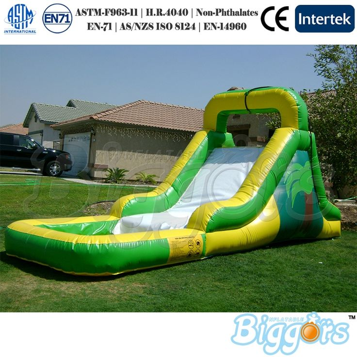 1315.00$  Watch here - http://aliveq.worldwells.pw/go.php?t=32636808753 - Outside Water Pool Games Inflatable Slide For Sale 1315.00$