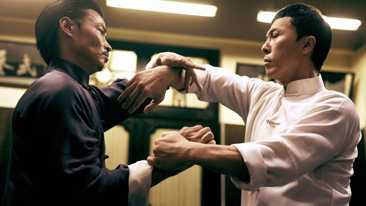 Ip Man 3 - Donnie Yen 甄子丹 - final fight scene