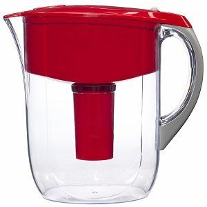 Brita Water Filtration System, Grand Pitcher, Red, 10 cups 1 ea Brita Water Filtration System, Grand Pitcher, Red, 10 cups 1 ea.  #AB #HealthAndBeauty