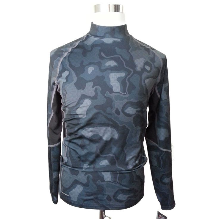 #ebay LAYER 8 Men Size M Base Layer Fleece Camouflage New with tag withing our EBAY store at  http://stores.ebay.com/esquirestore