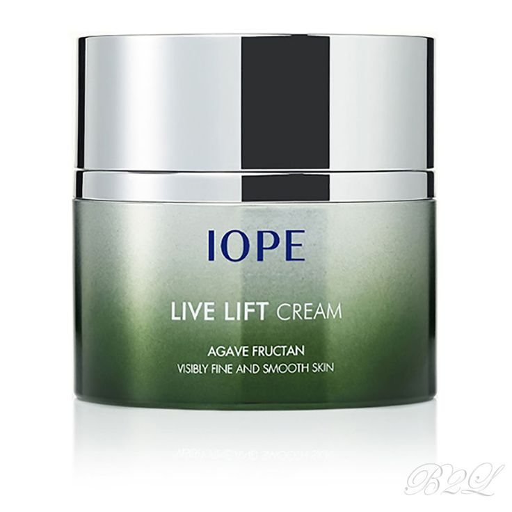 [IOPE] Live Lift Cream 50ml (1.69OZ)/ Anti-aging face cream by Amore Pacific #IOPE