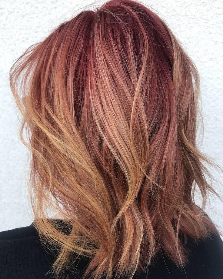 aveda hair color ideas