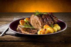 """Sonntagsbraten im """"Südtiroler Gasthaus"""" Arrosto domenicale nella """"Locanda sudtirolese"""" Gourmet Südtirol"""