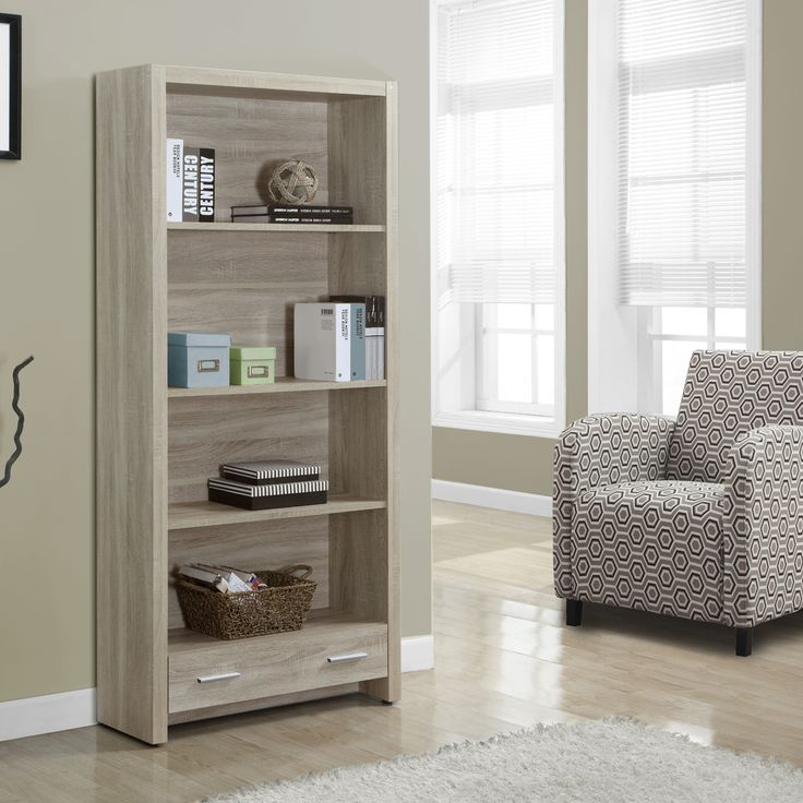Molly Natural Reclaimed Look Bookcase   Bookshelves   Office Furniture  Vancouver. 9 best images about Top Selling Bookcases on Pinterest   Taupe
