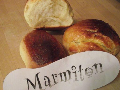 Pain viennois (pour machine à pain) - Recette de cuisine Marmiton : une recette