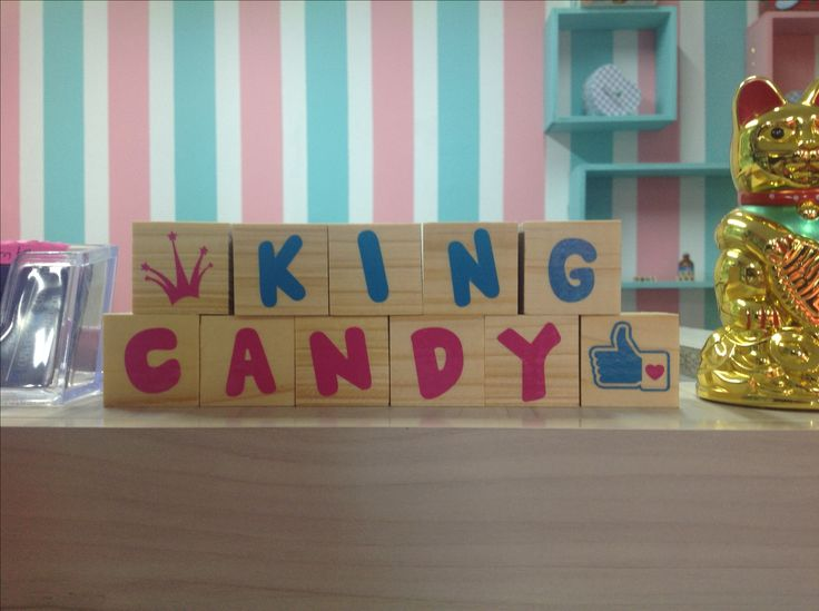 KING CANDY!!! 🍬🍭🍫