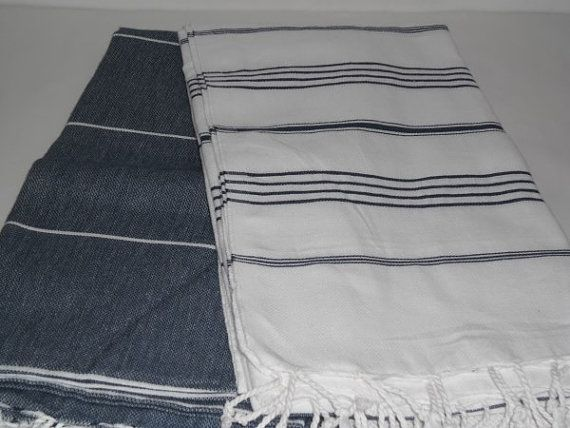 Free Shipping Peshtemal Towel Sarong Towel Beach Towel  by muzey, $39.00