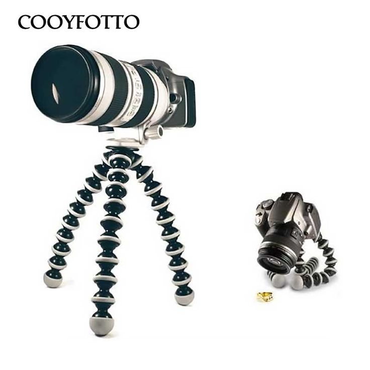 Hot Price Large Octopus Flexible Tripod Stand Gorillapod for phone telefon Mobile Phone smartphone dslr and camera Table Desk mini tripod ......Click Link To Cehck Price >>>>