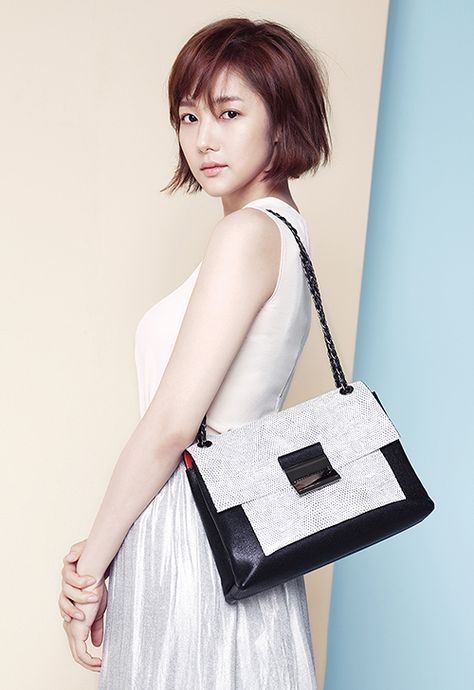 DUANI S/S 2015 Ad Campaign Feat. Park Min Young | Couch Kimchi
