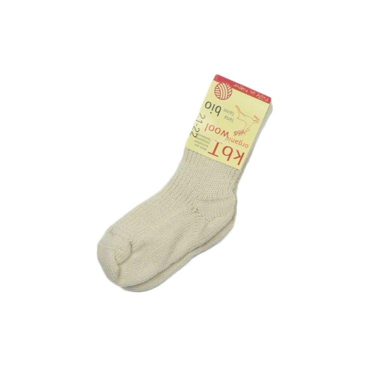 Hirsch wool socks for babies