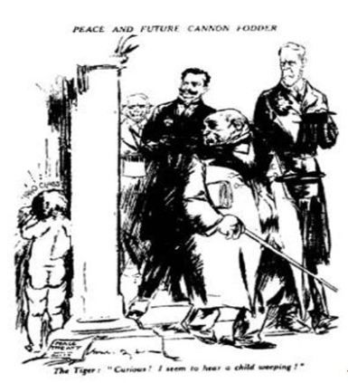 14 best Treaty of Versailles Political Cartoons images on