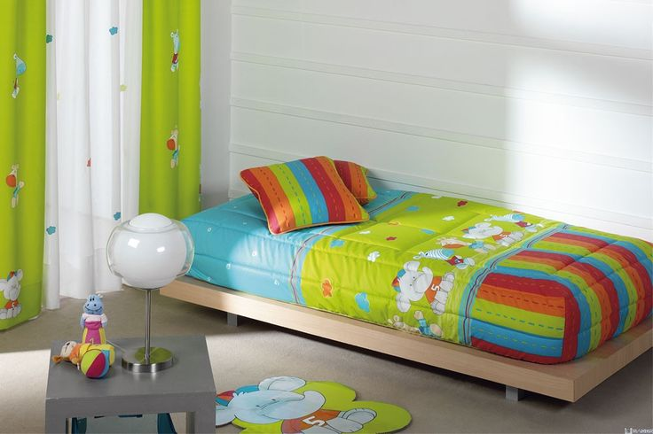 Edredones infantiles #room #dormitorios