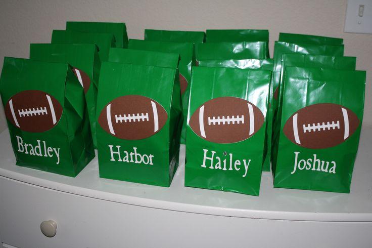 goodie bags.. Not bad