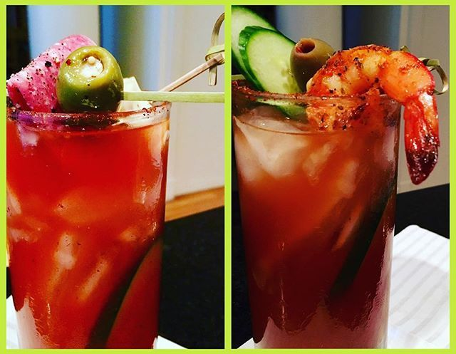 """#Birthday means homemade bloody bar. 🍸🦐🥒🍅🧀🌶🍤🥓🍸 #bloodymary #cocktails #cocktail #drinks #drink #foodie #foodporn #food #eventplanner #eventplanning #event #events #party #celebrate #homemade #diy #seafood #shrimp #olive #veggies #chicago #southloop #chicagofood #chicagofoodie #birthday #cheers #happyhour"" by @tamarwestphalevents. #이벤트 #show #parties #entertainment #catering #travelling #traveler #tourism #travelingram #igtravel #europe #traveller #travelblog #tourist #travelblogger…"