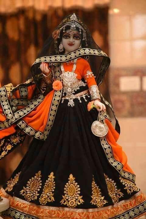 Radha Krishna Radha Rani Laddu Gopal Dresses