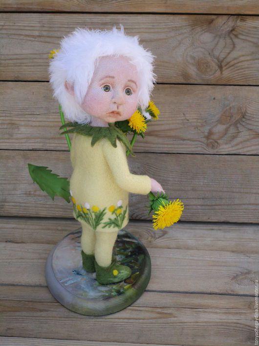 Collectible dolls handmade.  And summer is coming soon?  ...... Antonina Chegaydina.  Arts and crafts fair.  Dolls, kardoches