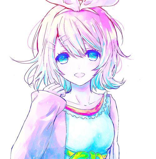 anime kawaii pastel: 10 Best ♚ ♛Anime/Girls/Kawaii/Pastel/Colors/Cute♚ ♛ Images