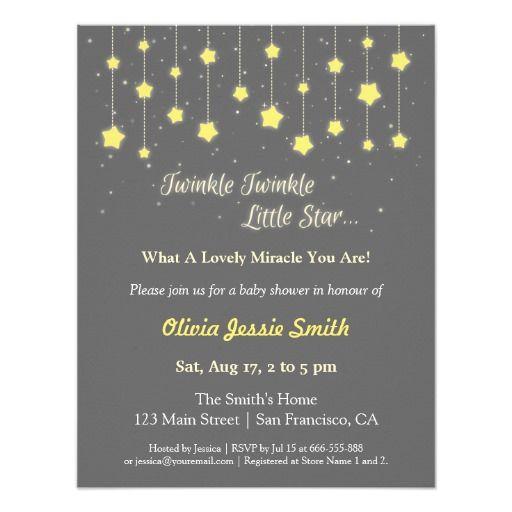 282 best Elegant Baby Shower Invitations images on Pinterest - baby shower invitation words