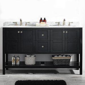 Picture Gallery For Website  Inch Bathroom Vanities You ull Love Wayfair